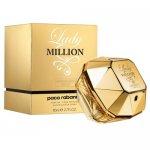 Lady Million Absolutely Gold 80ml Perfum Spray (Paco Rabanne)