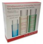 Clarins Cleansing Essentials Face And Eyes (Oily Skin)